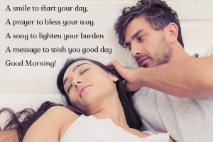 Romantic Good Morning Messages For Best Wife