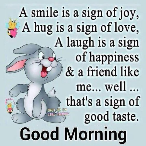 Funny Good Morning Wishes Quotes For Friends