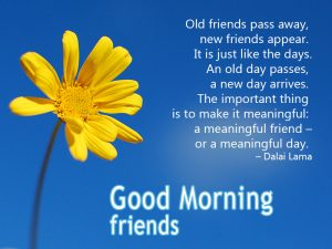 Good Morning Wishes Messages For Special Friends
