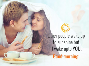 Good Morning Messages For Good husband