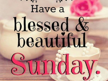 Inspirational Sunday Quotes With Good Morning images