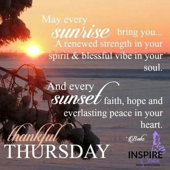 Good Morning Thursday Wishes Quotes & Messages