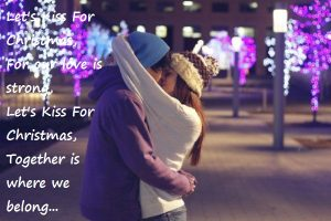 Happy & Merry Christmas Wishes For Girlfriend