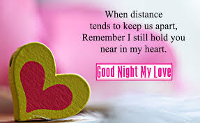 Good Night Messages For Cute Boyfriend
