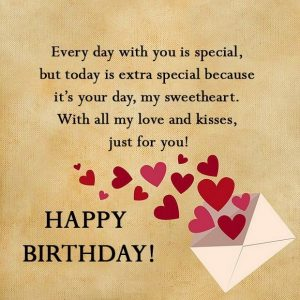 Birthday Wishes For Boyfriend With Quotes & Messages