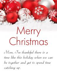 Christmas Wishes For Special Mom With Quotes