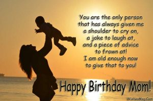 Superb Birthday Wishes For Mother 2020 With Quotes Messages Wishes Quotz Funny Birthday Cards Online Fluifree Goldxyz